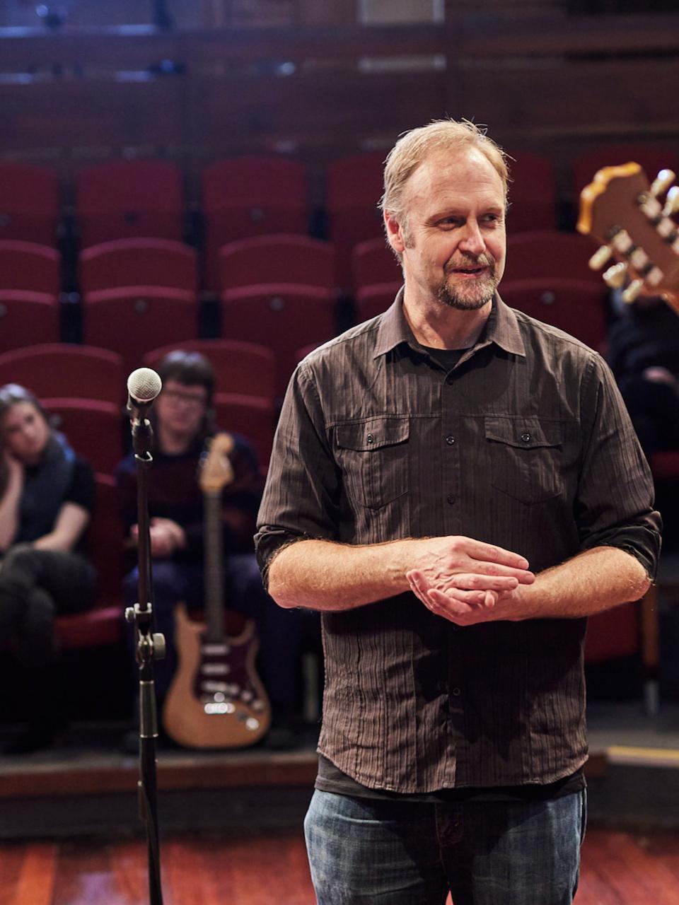 Dr Luke Harrald