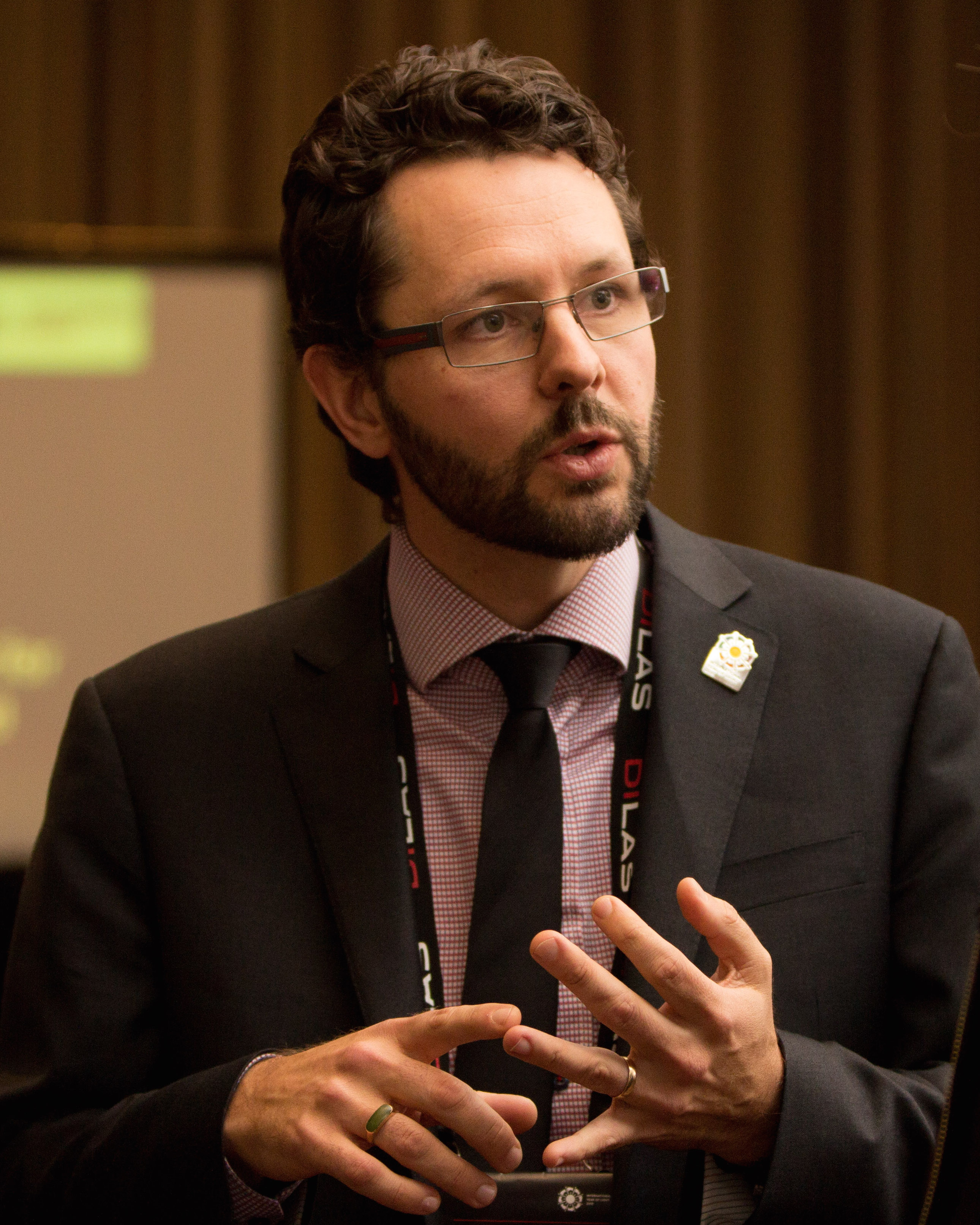 Professor Mark Hutchinson