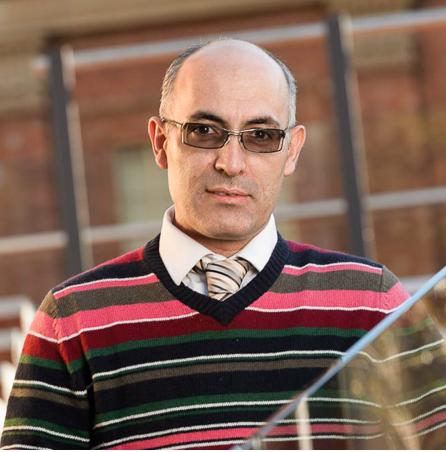 Dr Mehdi Jafarian