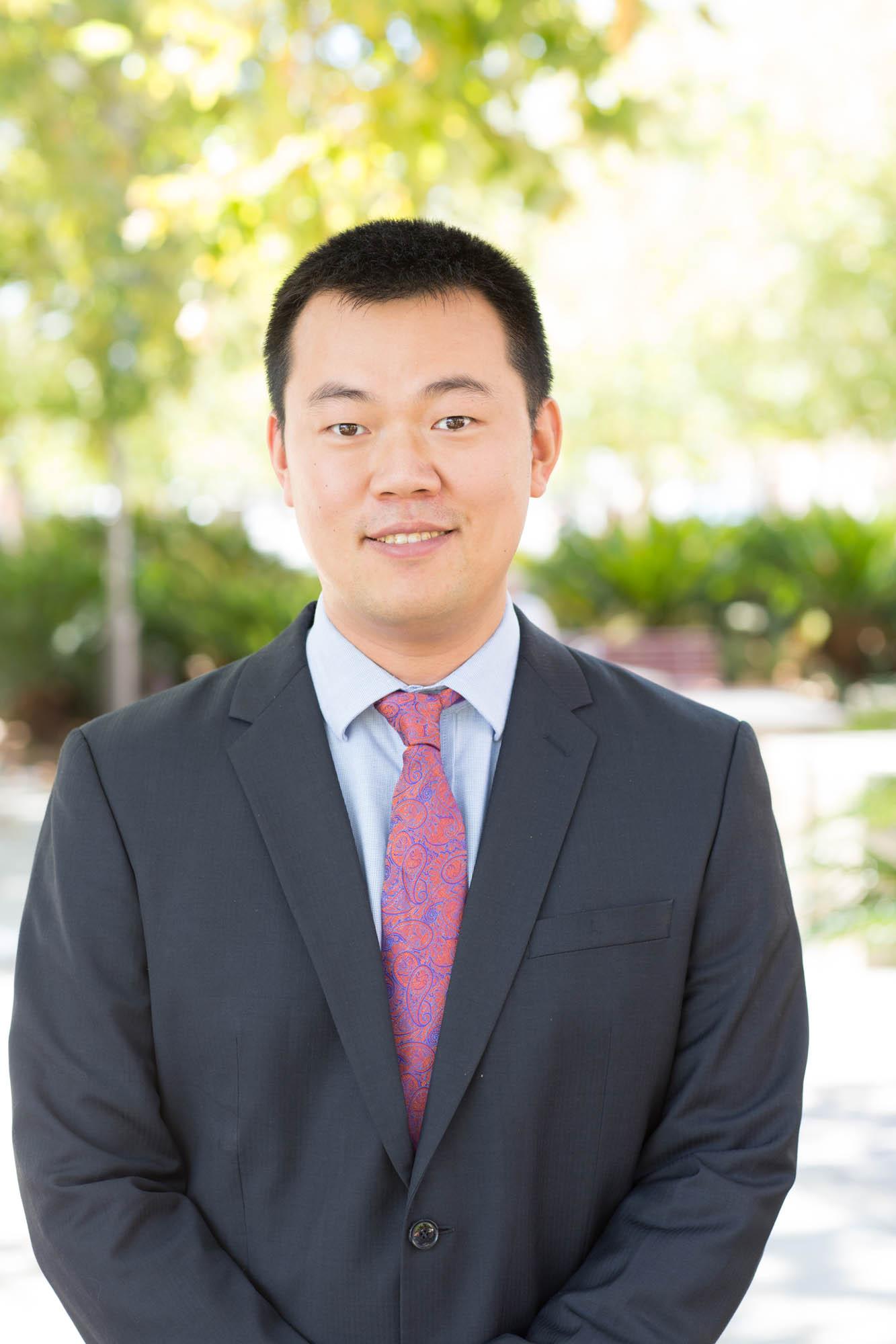 Dr Nengye Liu