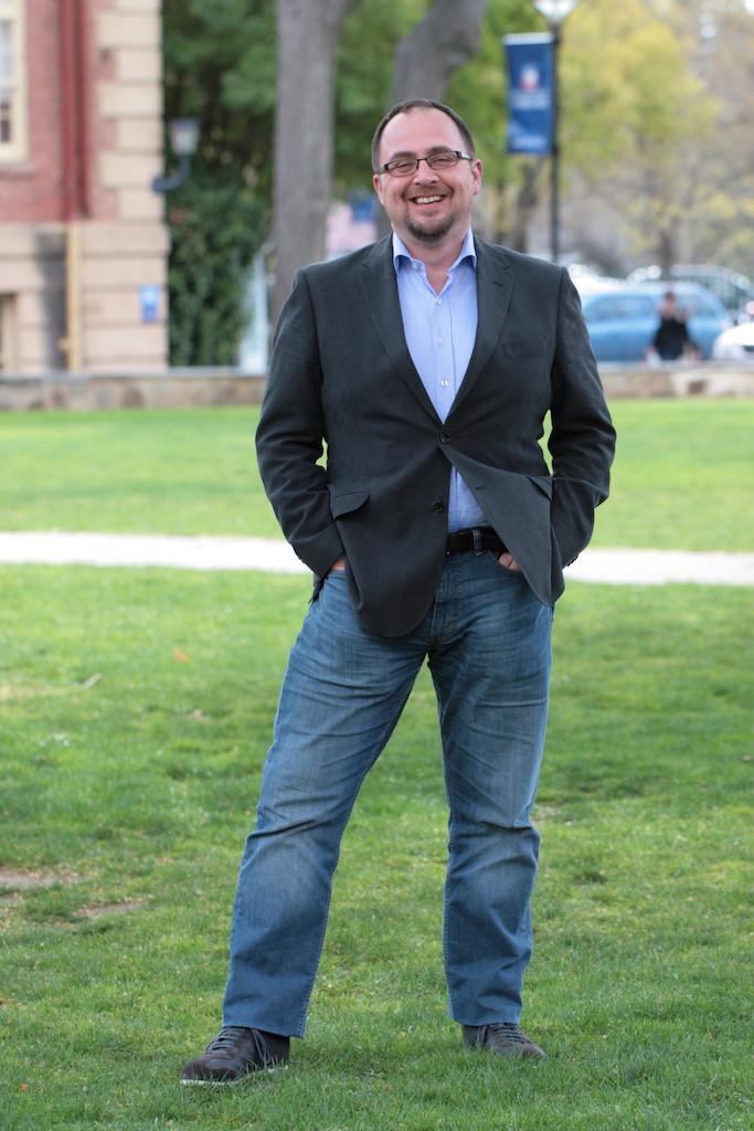 Associate Professor Nickolas Falkner