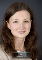 Dr Olga Anikeeva