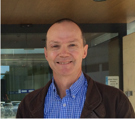 Associate Professor David Mills