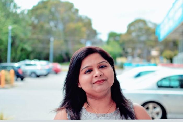 Dr Priya Jaganathan