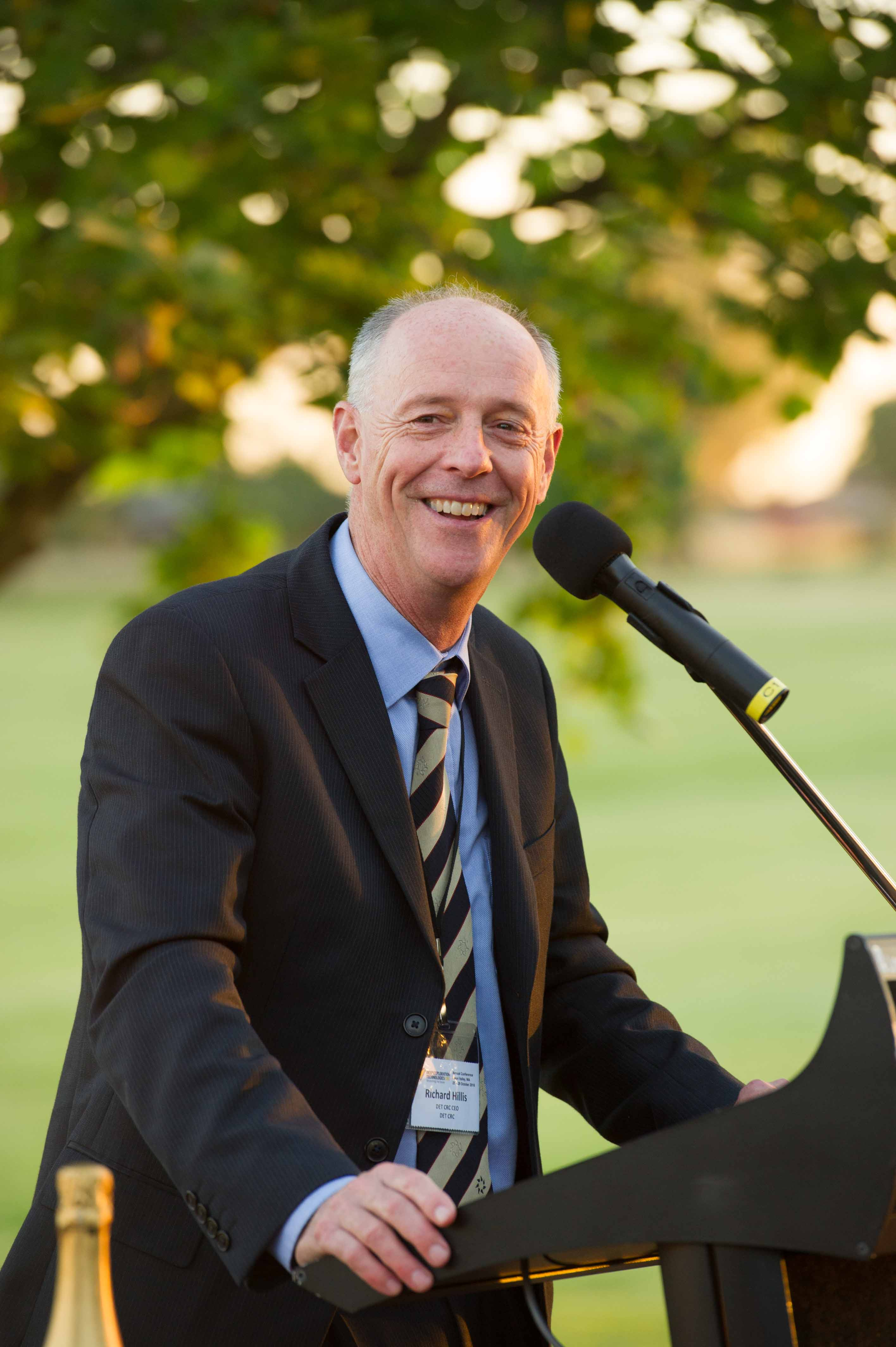 Dr Richard Hillis