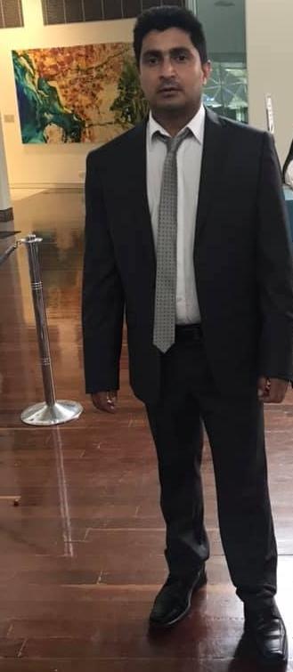 Dr Samiullah Khan