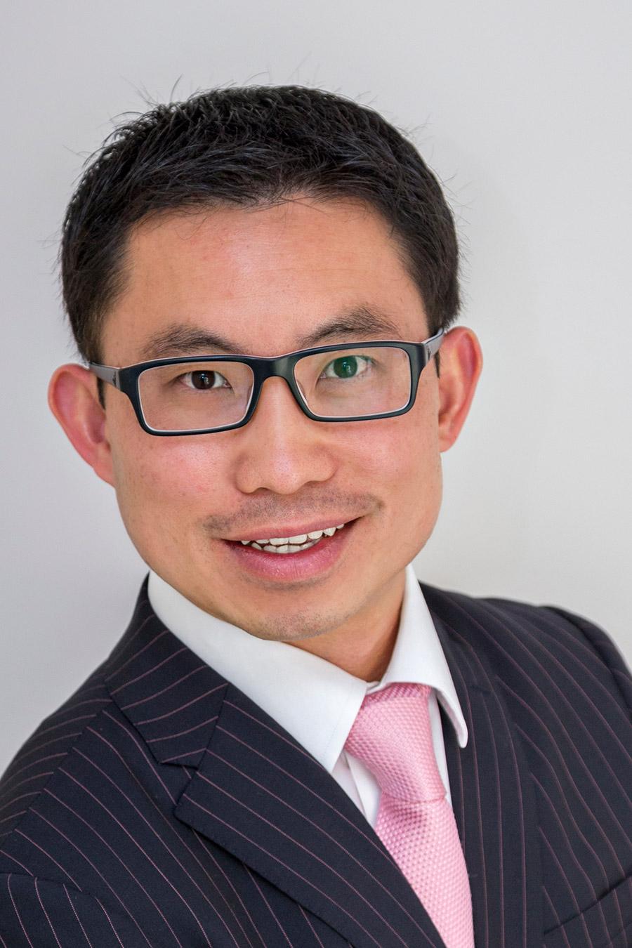Associate Professor Solomon Yu