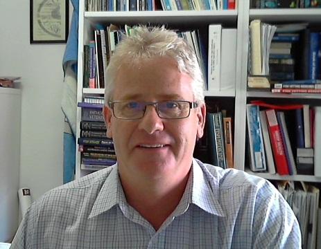 Dr Stephen Pyecroft