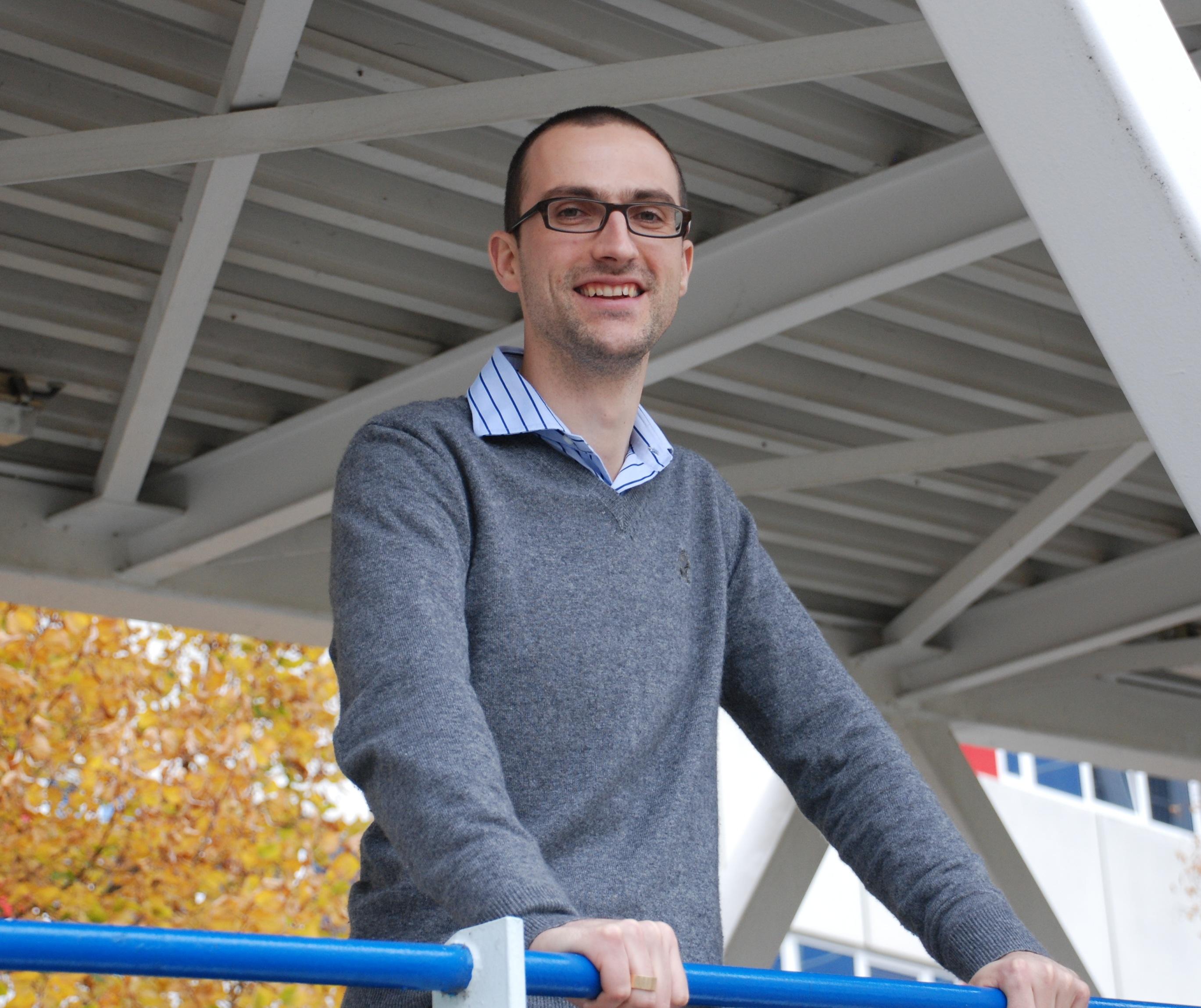 Dr Stijn Soenen