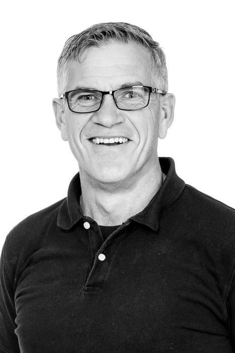 Dr Trevor Garnett