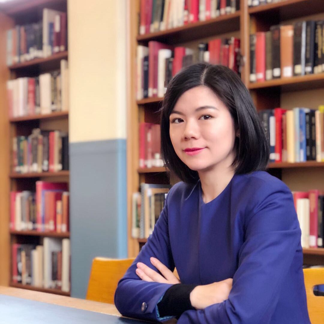 Dr Ying Jiang