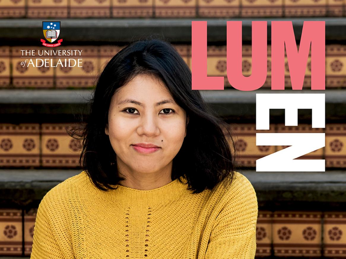 Cover of lumen 2018 summer edition