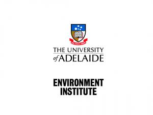University of Adelaide and Environment Institute logo