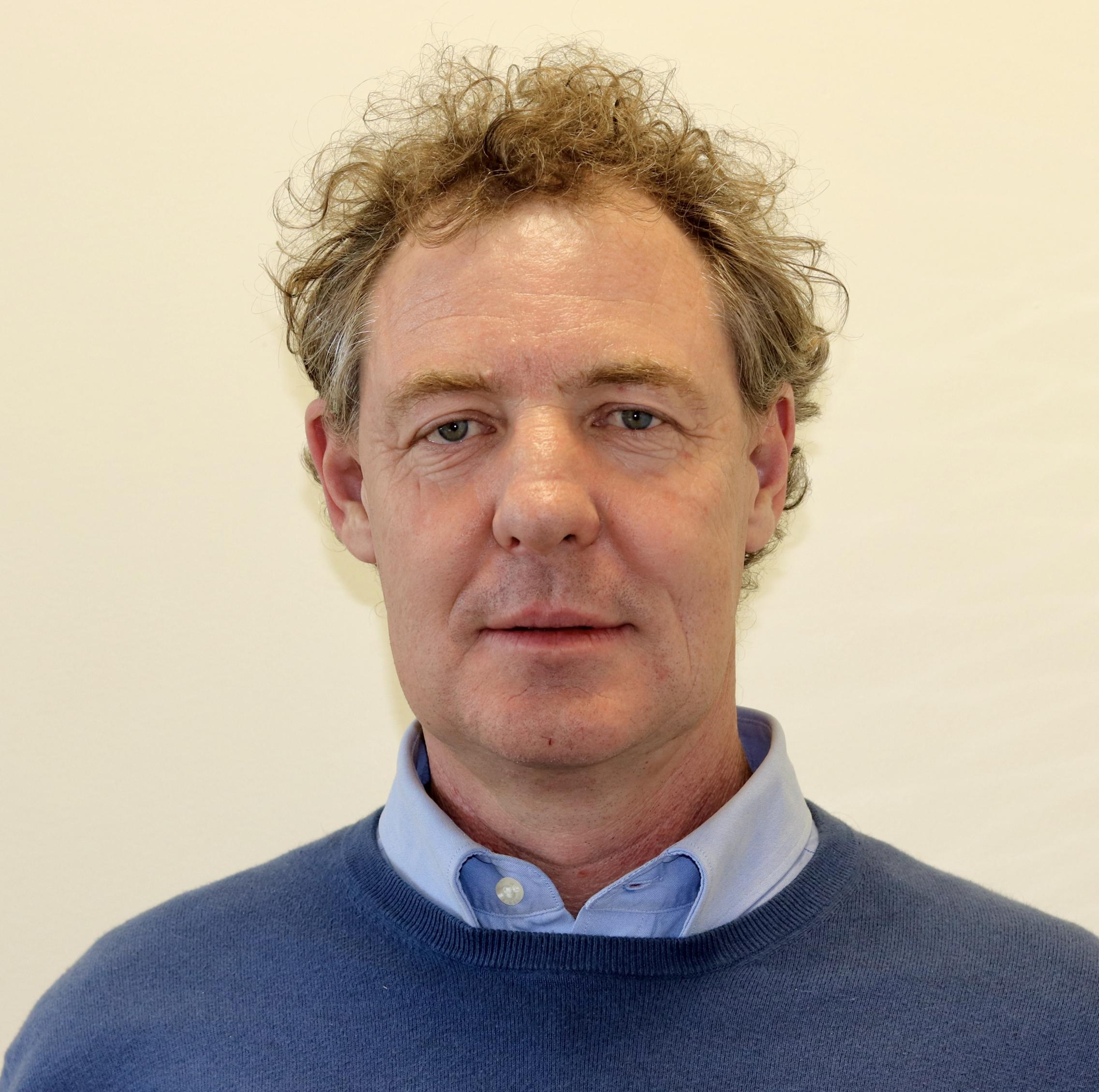 Associate Professor Patrick O'Connor