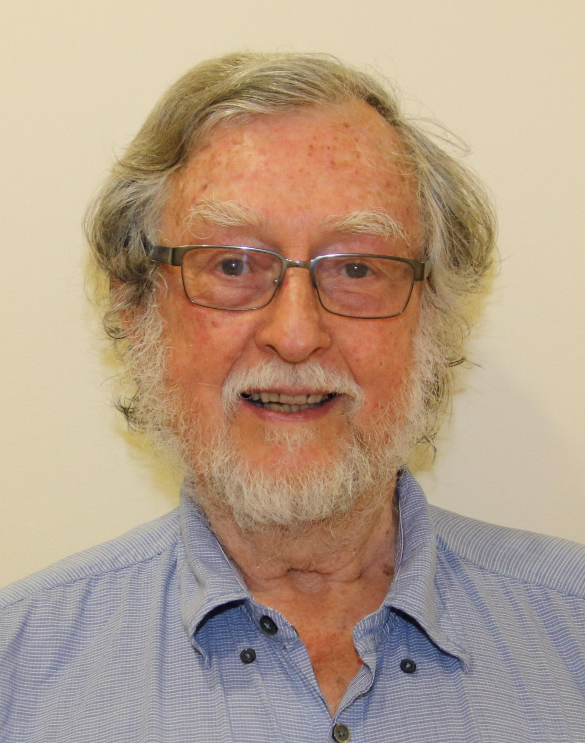 Emeritus Professor Bill Breed