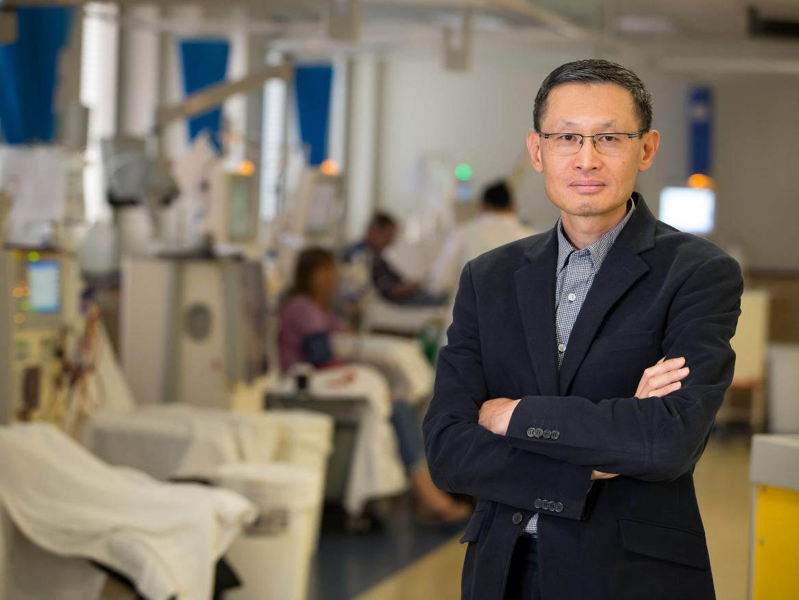 Dr Chen Peh