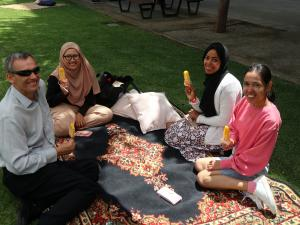 summer picnic 5