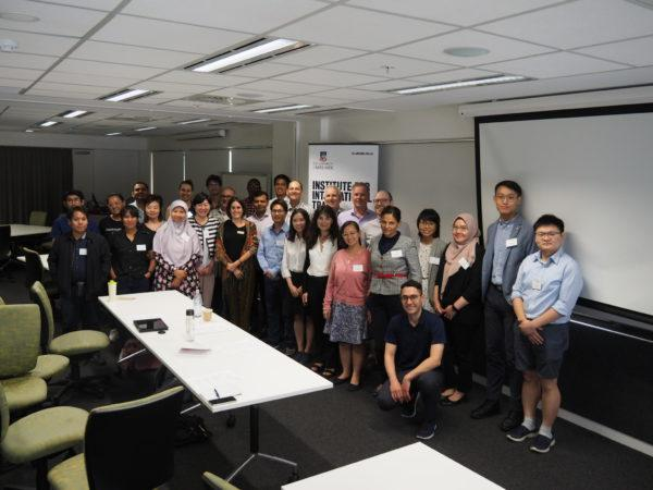 Participants of the 3rd Adelaide PhD Summer Institute in International Trade