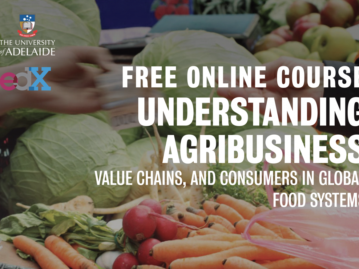 Free online course: Understanding Agribusiness