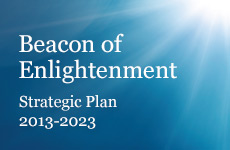 New Strategic Plan 2013-2023