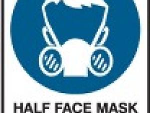 PPE half face