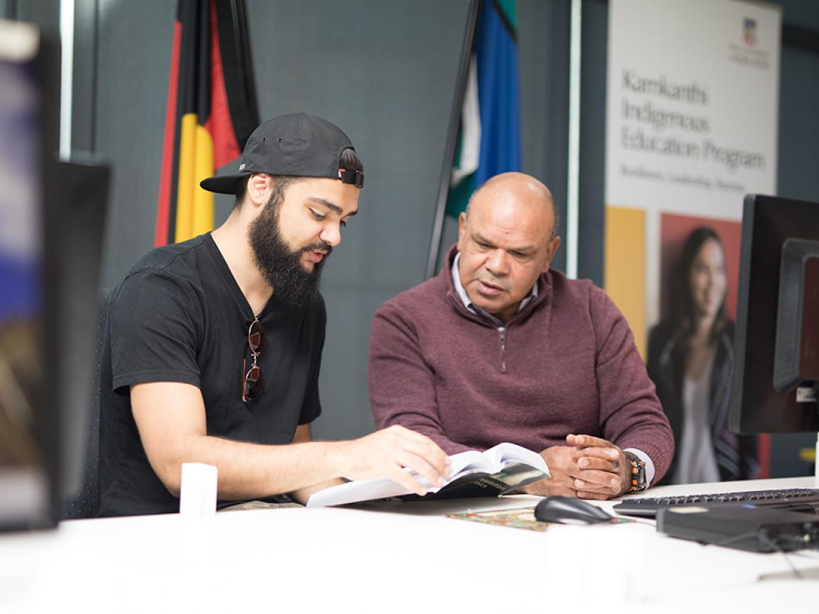 Indigenous research
