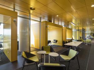 AHMS meeting area