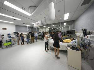AHMS clinical teaching suite