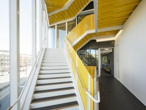 AHMS stairwell