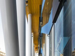 AHMS building front