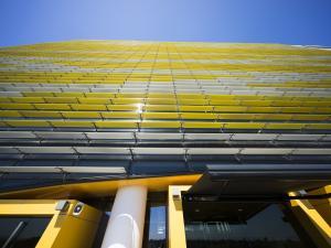 AHMS building facade