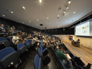 AHMS lecture theatre
