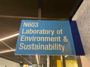 Laboratory of Environment & Sustainability
