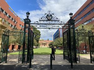 Mitchell Gate Relocation
