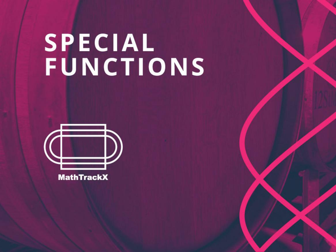Special Functions