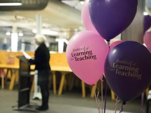 Festival of Learning and Teaching 2018