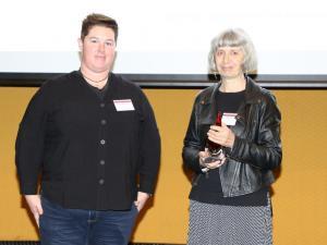AAUT Awards - Kerry Wilkinson
