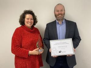 AAUT Awards - Stubbs and Koch