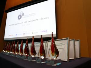 2021 AAUT SANTPEN Awards Ceremony