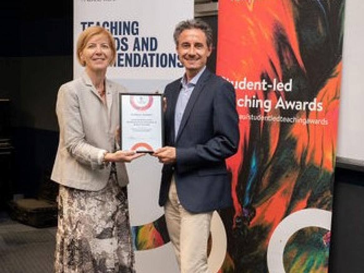2019 Teaching Commendations