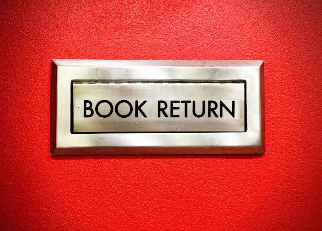 book return chute