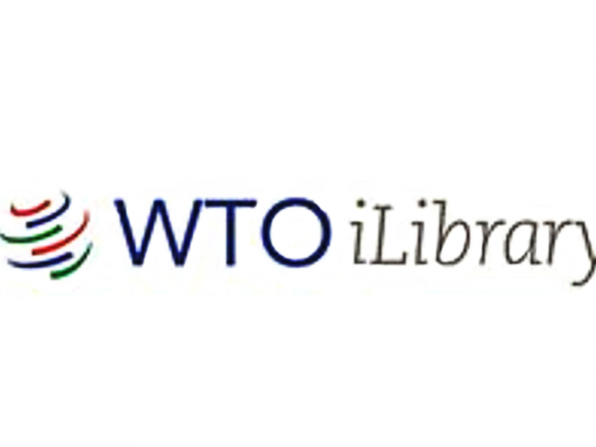 Logo for WTO ilibrary