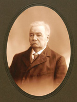 Portrait photograph of Robert Barr Smith, undated
