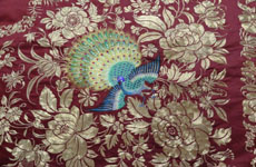 Barr Smith Family Embroidered Tablecloth