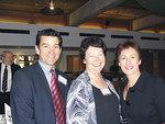 Michael Klobas, Adrienne Lovelock, Judy Klobas.
