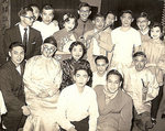 Dato Lee with other students at the 1960 Merdeka celebrations. Photo supplied by Dato Lee