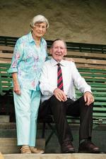 Barbara and Norm Shierlaw