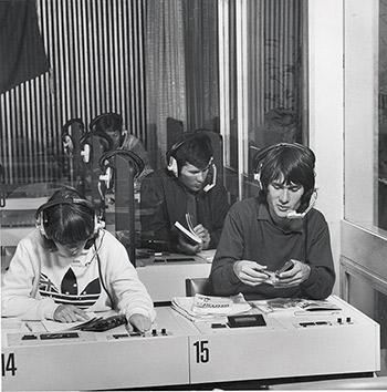 Language Laboratory, 1985