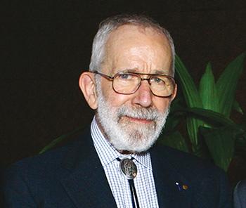 Emeritus Professor J Robin Warren