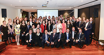 MMBS alumni gather to celebrate the 20th anniversary of their graduation